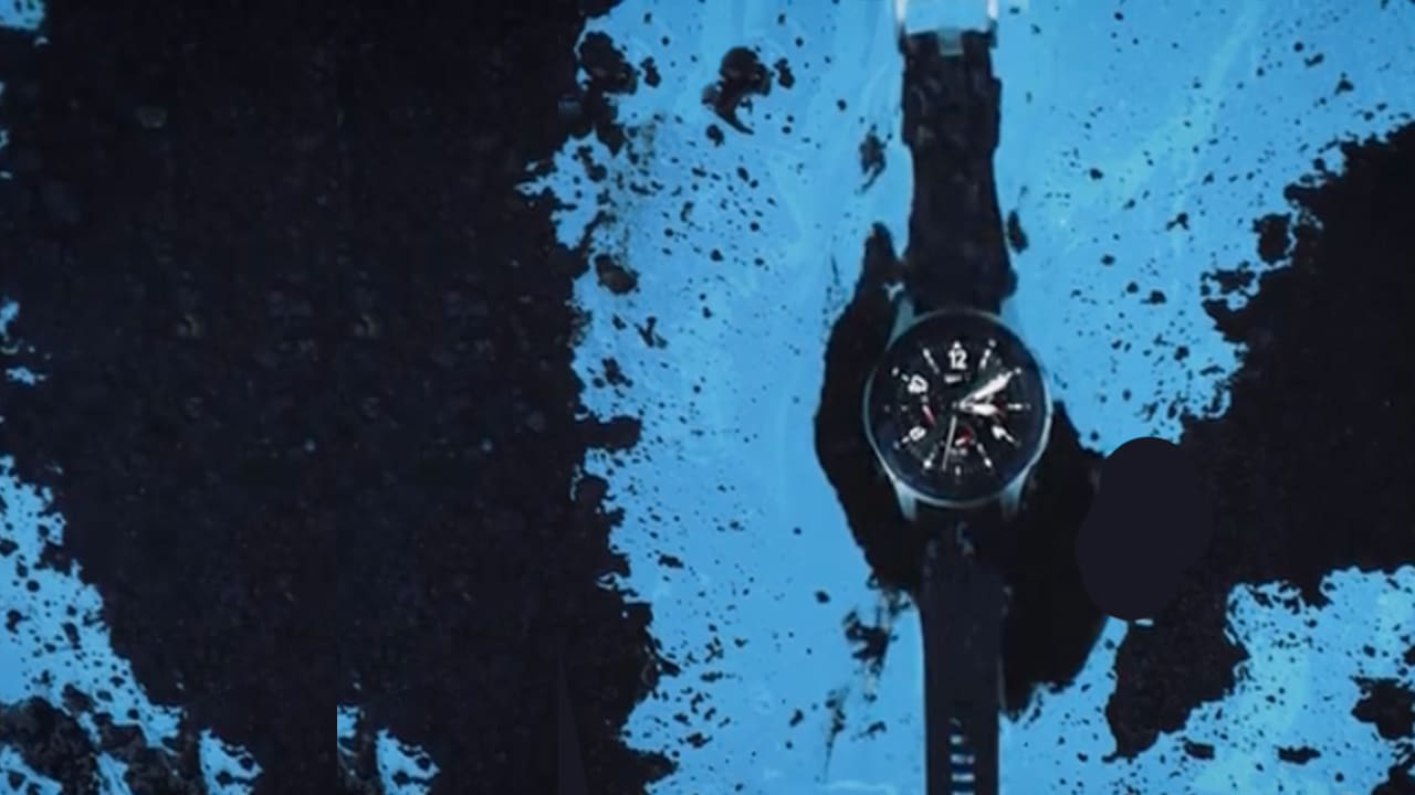 Samsung Galaxy Watch: Wasserresistenz