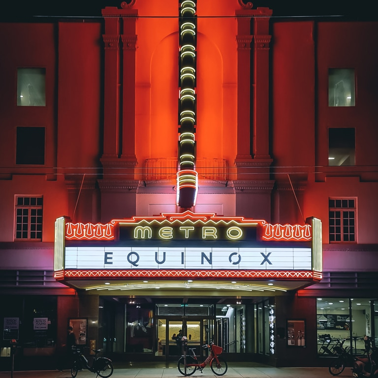Equinox Metro Theater, San Francisco