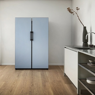 BESPOKE. The refrigerator made to your taste.