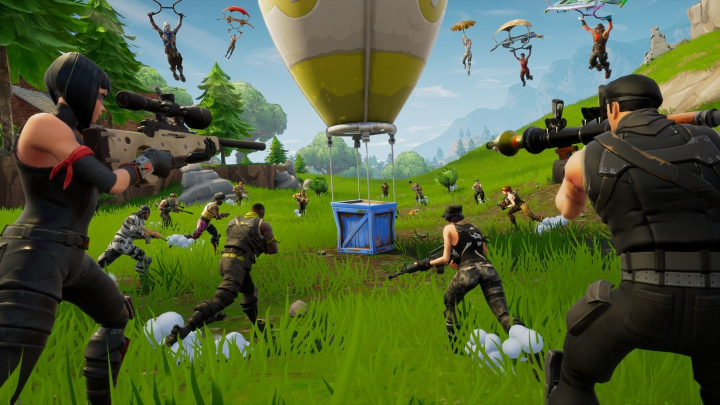 Supply Drop Screenshot