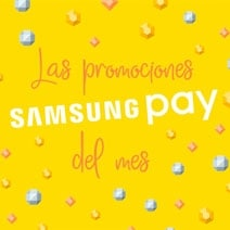 Promociones Samsung Pay Day