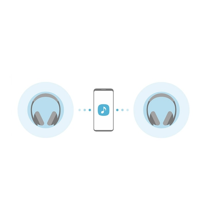 Android dual audio