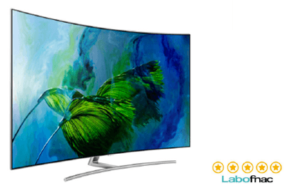 TV Samsung QLED 55'', Smart TV