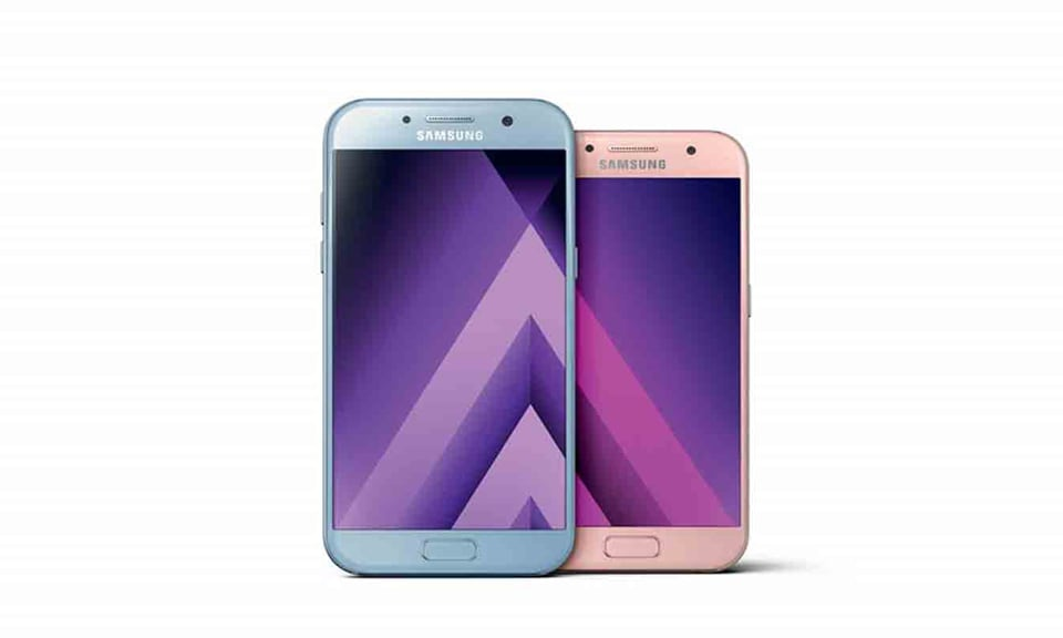 Samsung Galaxy A : le smartphone design et fonctionnel