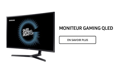 Moniteur Gaming Ultra-large