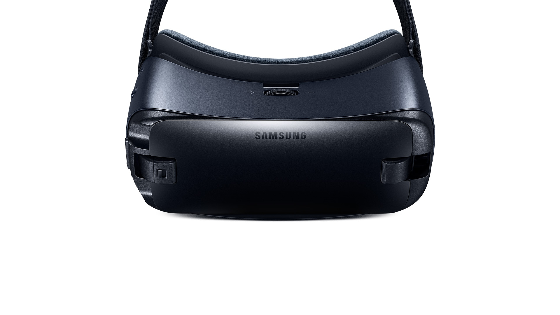 Top view of Gear VR