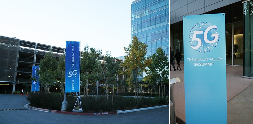 The summit was held at Samsung Research America in San Jose.