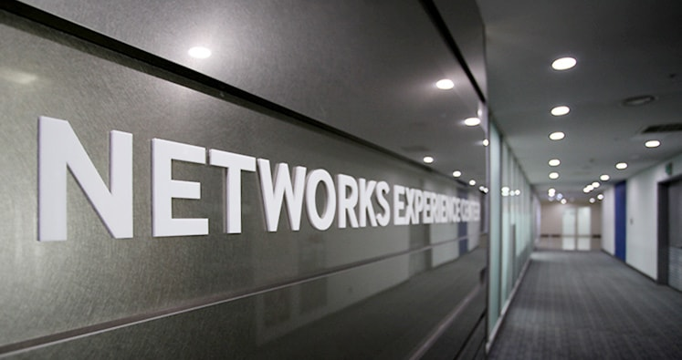 The Networks Experience Center