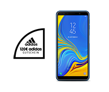 Galaxy A7 (2018) im Tarif-Deal