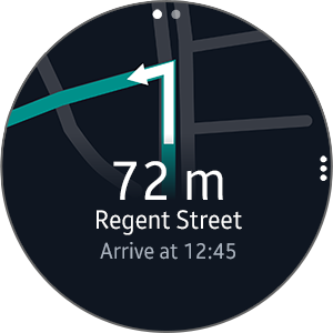 Screenshot 4 of Here app for Gear S3