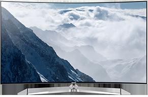 SUHD TV image