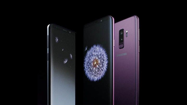 Galaxy S9 ir S9+ Oficialus video