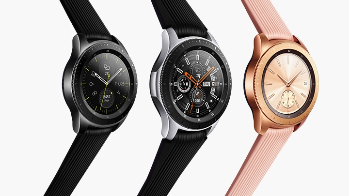 Die neue Galaxy Watch