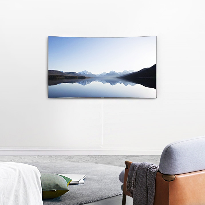 Samsung's QLED tv in your home