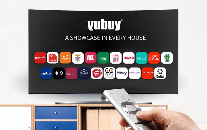 Samsung Smart TV enables users to order various goods including food from the comfort of their TV screen having partnership with Yubuy, Samsung's local cloud-based platform partner