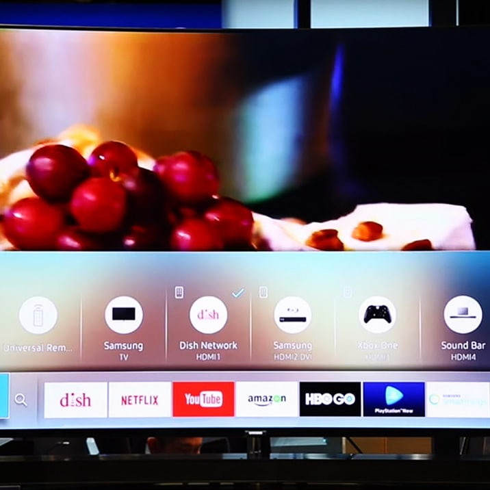 Smart Hub Reinvents the TV Watching Experience