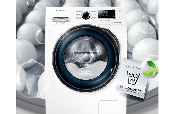 Samsung WW6000 EcoBubble