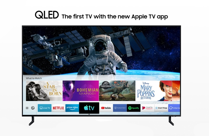 the Apple TV App and AirPlay 2