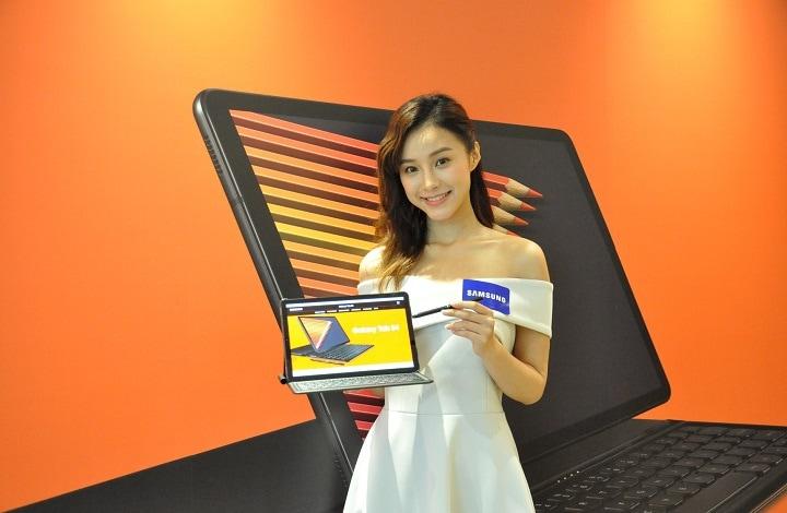 Samsung Galaxy Tab S4 Flagship Tablet | Samsung HK_EN