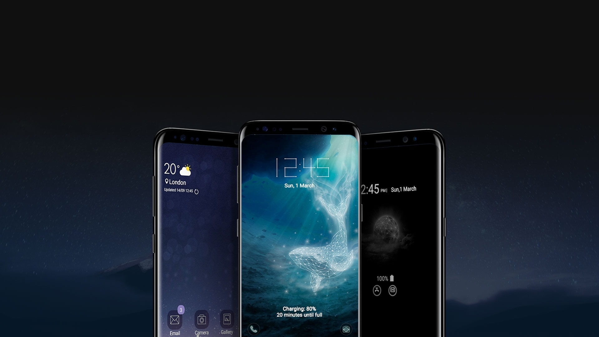 Samsung Themes Apps
