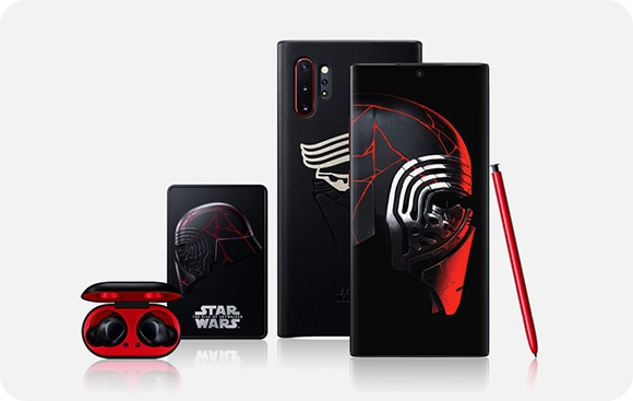 Galaxy Note10+ Star Wars Special Edition product detail page