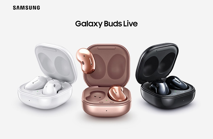 Samsung Galaxy Buds Live Wireless Noise Cancelling Earbuds Samsung Hk En