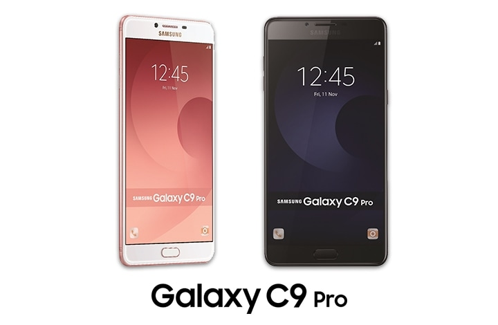 meet 7ee28 b9f6c Samsung Launches Galaxy C9 Pro with Enhanced Functions | Samsung HK_EN