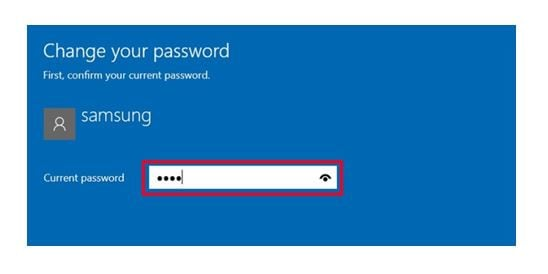 change password, windows 10, login password, windows 10, sign-in, sign in, samsung, pc, computers, notebook, laptop, netbook,