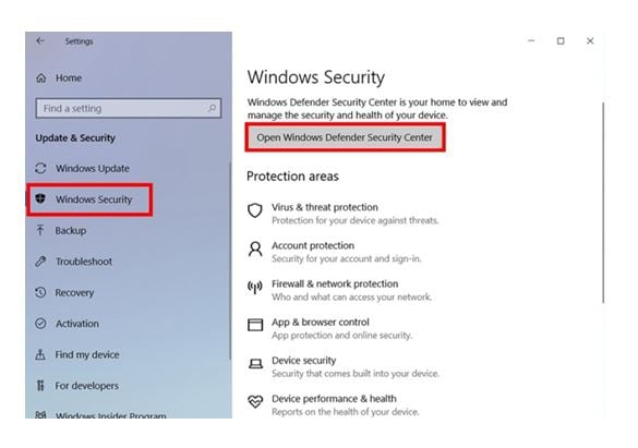Windows 10 ver  1803] Tips about new Windows Defender