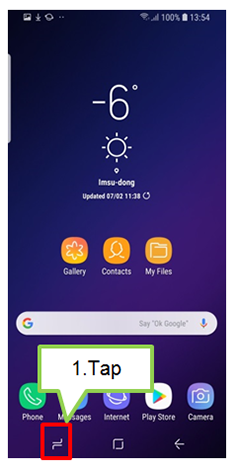 Galaxy S9 - How can I Add App Pairs to Home screen?