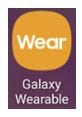 Galaxy Wearable, galaxy app, galaxy watch active