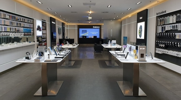 Samsung Experience Store Szeged