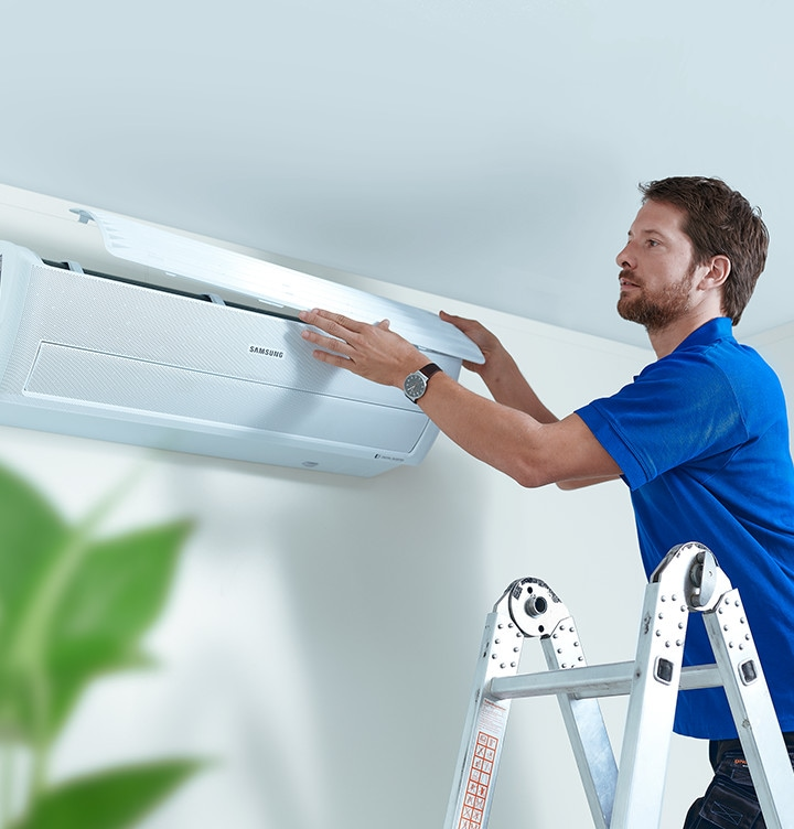 Samsung Air Conditioner Air Care Installer Information 2