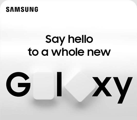 Say hello to a new Galaxy