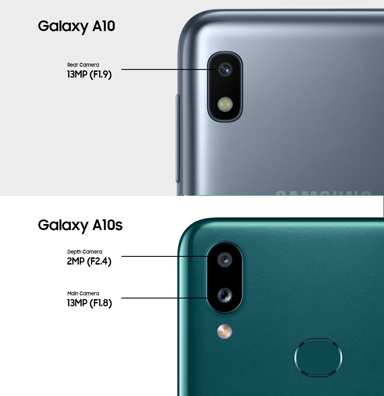 Perbandingan Samsung A10 Vs Samsung A10s Spesifikasi Fitur Indonesia