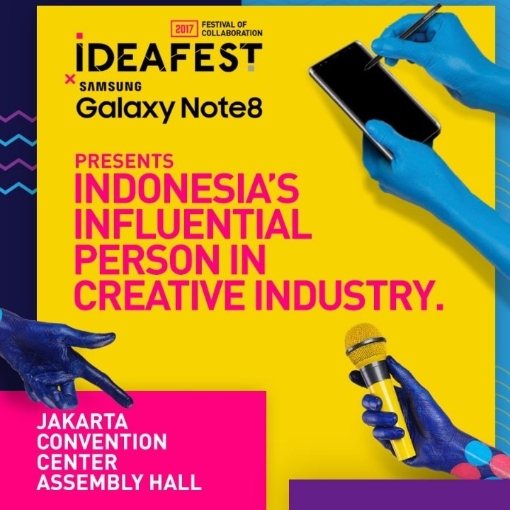 Ideafest & Samsung Galaxy Note8 Event
