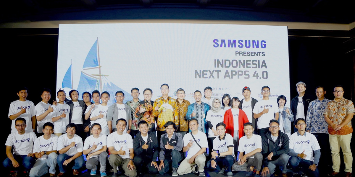 Indonesia next apps 4.0