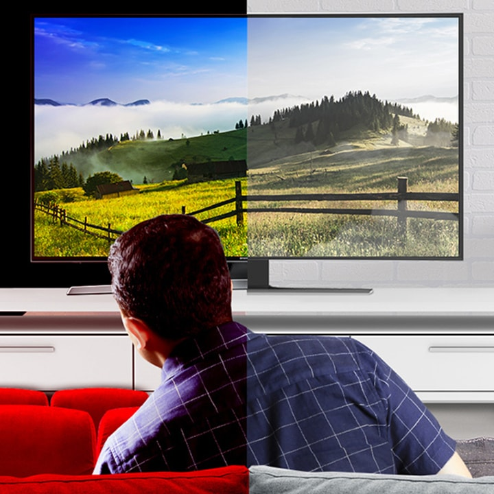 Samsung Real UHD 4K TV