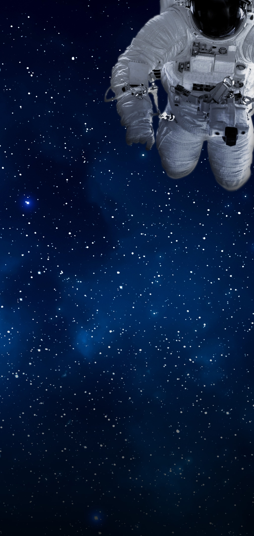 galaxys10wallpaper astronout