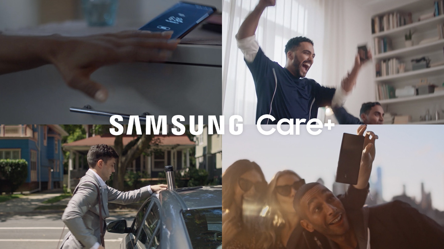 Video perkenalan resmi Samsung Care Plus