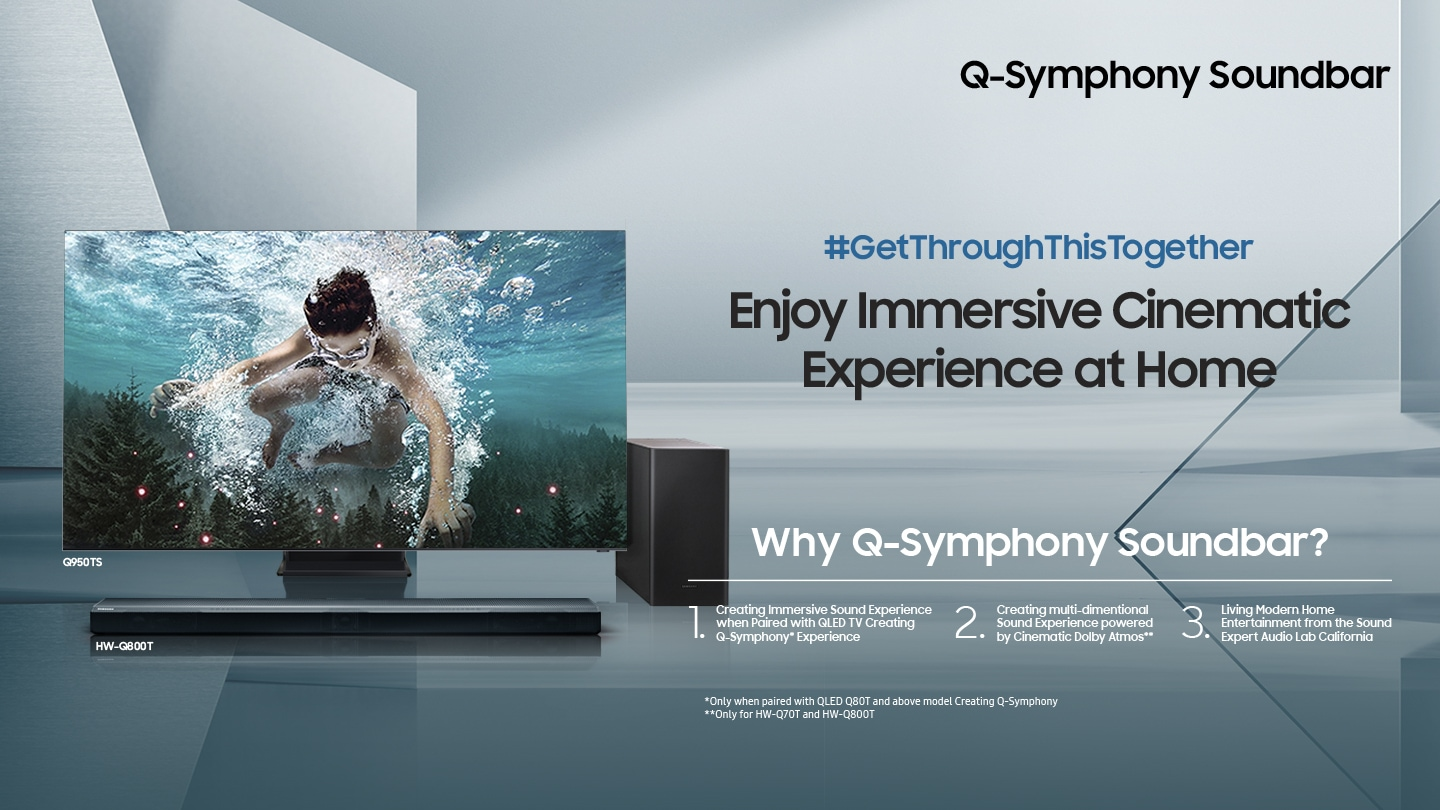 Enjoy Immersive Cinematic Experience at Home