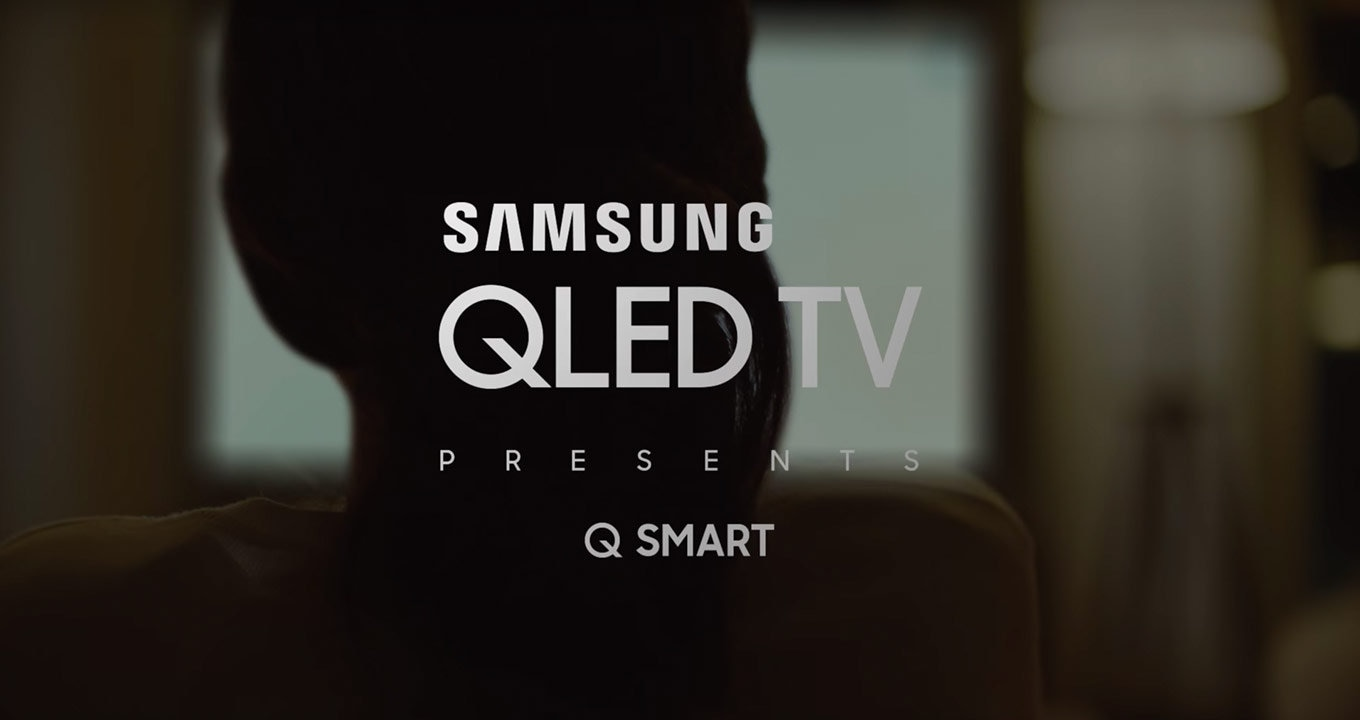 A Thumbnail Image for Samsung QLED TV Feature Film - Q Smart