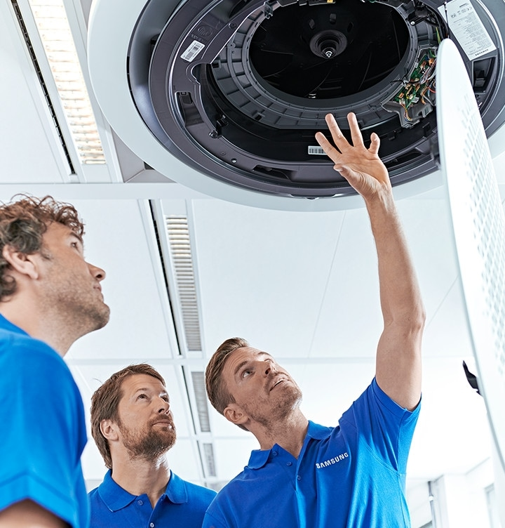Samsung Air Conditioner  Air Care Installer Information 3