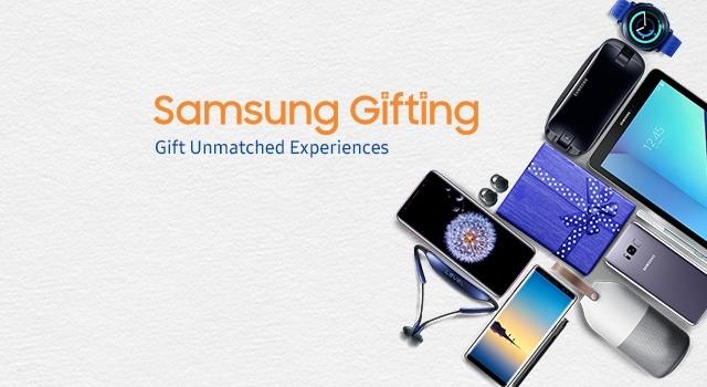 Samsung Corporate Gifting