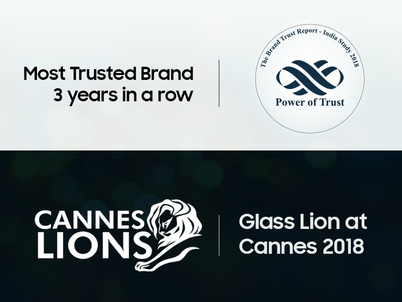 Glass Lion at Cannes 2018