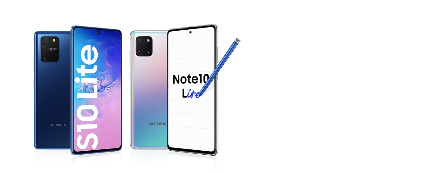 New Banner of S10 Lite only
