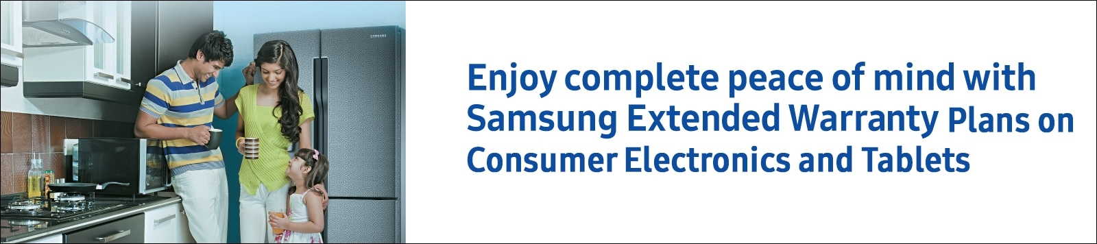 Extended Warranty for Home Appliances