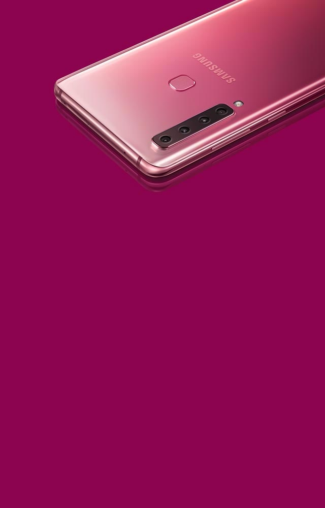 Colour Variants - Galaxy A9