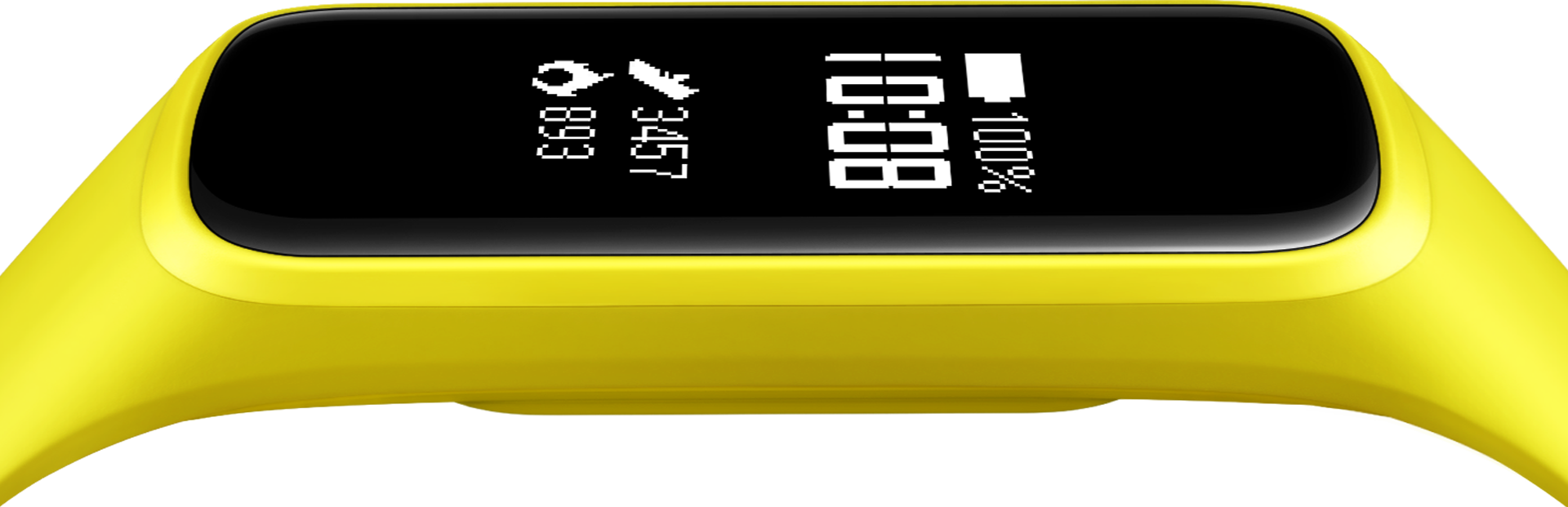 Samsung Galaxy Fit e Side View