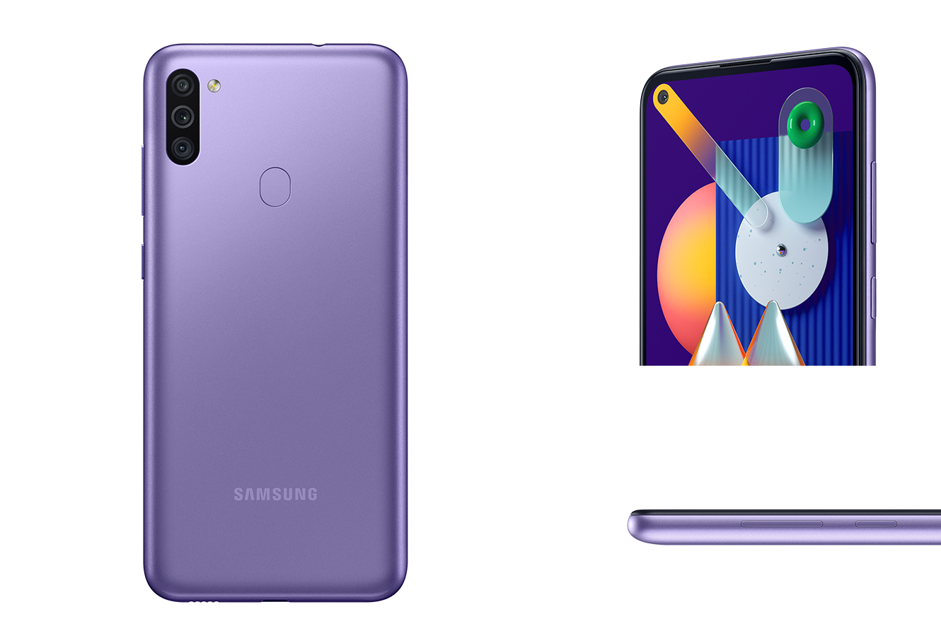 Galaxy M11 Colour Variant - Violet